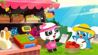 #babybus#siskangegame#samasaya Kota Bayi Panda Kehidupan |Babybus| - Gameplay for Android screenshot 1