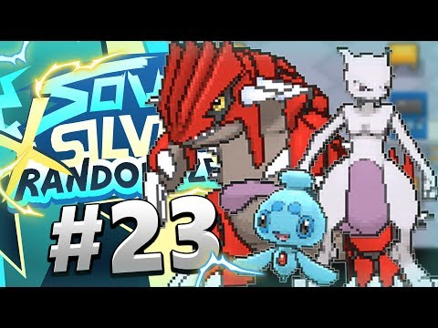 I LEGGENDARI NON FINISCONO MAI! - Pokémon Soul Silver Extreme Randomizer ITA #23
