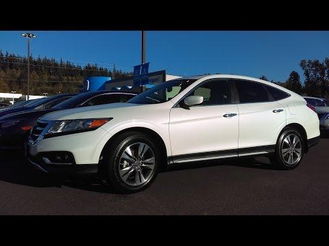 2015 Honda Crosstour AWD V-6 w/Nav, $29,400 (Bellingham, WA)