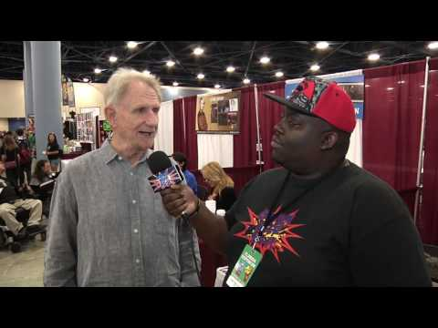 "Rene Auberjonois ""Star Trek"" & Robert Altman Interview - Comics, Beer & Sci-fi"