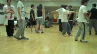 XTREME MOVEMENT - N MY CIRCLE - ICEMAN @ HOMELAND (POP, LOCKING, ROBOT, BREAKING AND MORE)