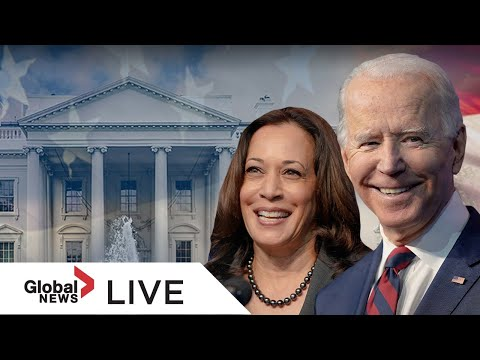 Inauguration 2021: Joe Biden, Kamala Harris official swearing-in ceremony | LIVE