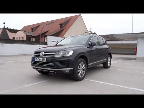 2015 Volkswagen Touareg 3.0 V6 TDI Start-Up and Full Vehicle Tour