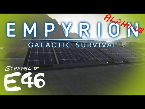 SOLAR???? - Empyrion Server Alpha 7 E46S05 - German Deutsch Lets Play Server