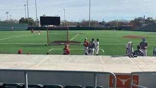 Ethan Mendoza - 2023 middle infielder @Texas Baseball Camp 1.20.19