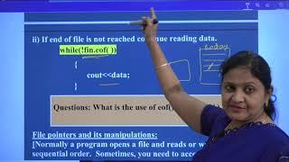 II PUC   Computer Science   Data file handling- 04