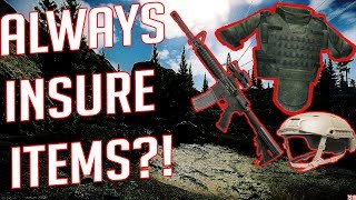 Escape From Tarkov: Insurance Explained- Should You Insure Thing's? (2018)