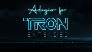 Daft Punk (Tron 2) — Adagio for TRON [Extended] (1 Hr.)