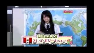 Aji De Gallina Peruano En TelevisiÓn Japonesa