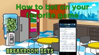 Betting Basics: How to bet on sports games