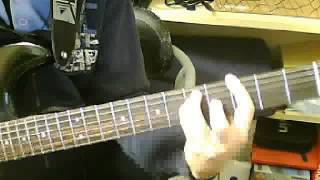 Guitar Tutorial I hate myself for loving you Joan Jett