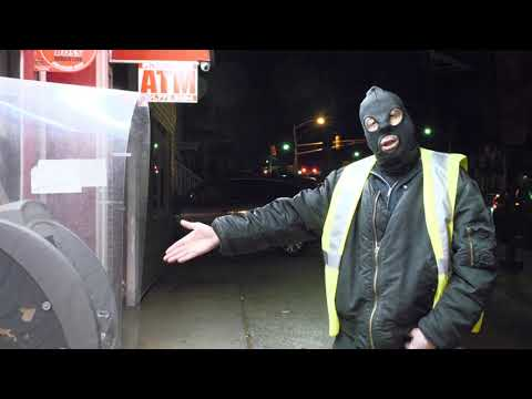 ATM EMP Attack - Stolen Money - This Is What Happens To FIAT And Why #Bitcoin Is Better!