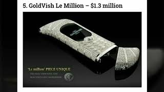 10 most expensive mobile phone in the world