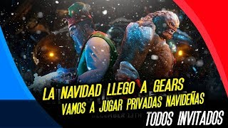[ESP/MX] Gears of War 4 : Privadas Navideñas