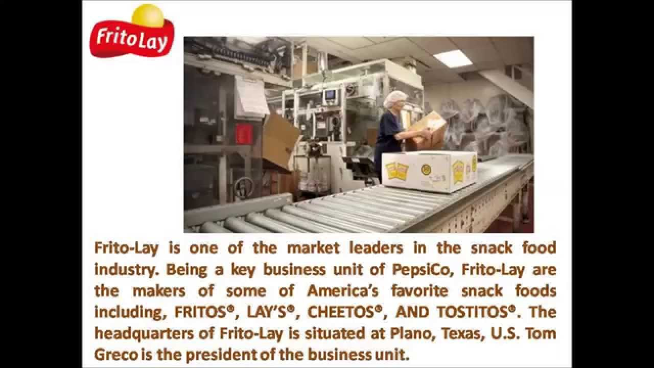Frito Lay warehouse jobs