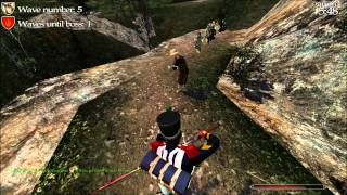 Mount & Blade Warband Full Invasion 2 FRENCHMEN With Friends