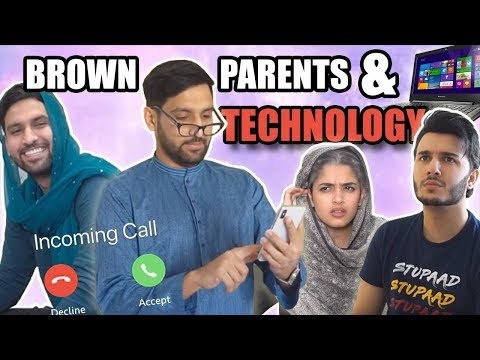 BROWN PARENTS AND TECHNOLOGY!