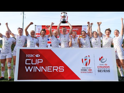 HIGHLIGHTS: England beat NZ to win Canada Sevens