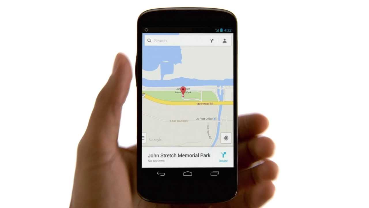 Shake to send feedback with the new Google Maps app   YouTube Shake to send feedback with the new Google Maps app