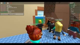 ROBLOX PART 3 Not fair who was hacking D: