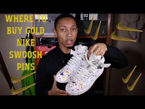 Where To Buy Gold Nike Pins