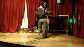 Africadancar Germany 2014_KizImpro Donald&Lena: Nao Para - Mika Mendes ft Atim