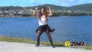 Meli Espinoza Instructora Zumba Fitness - Candela pa lo pie ZIN 59 - KID G