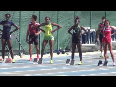 2017 CIF-SS Division 1 Track & Field Championships