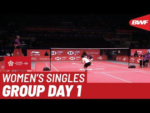 Group B | WS | Nozomi OKUHARA (JPN) Vs. TAI Tzu Ying (TPE) | BWF 2019