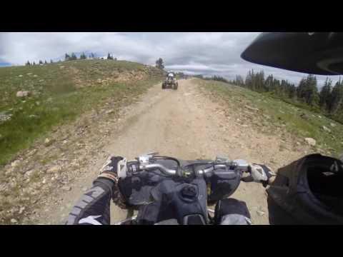 Rollinsville - Moffat Tunnel Trail 2016