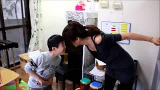 【NPO法人オフィスリブスタイル】 障害児の音楽教室/音楽療法:言葉リズ...