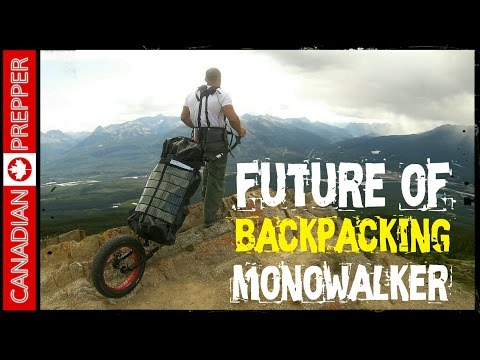The Future of Backpacking: Monowalker Fatmate | Canadian Prepper