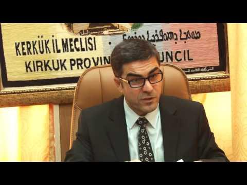 رئيس مجلس محافظة كركوك يجتمع مع لجنة مادة 140 حول السياسة العامة للجنة