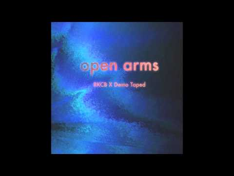 RKCB x Demo Taped - Open Arms (Official Audio)
