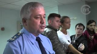 Вынесение приговора Михаилу Лысенко и последующий комментарий прокурора Эдуарда Лохова