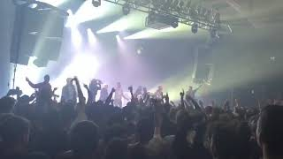 Alpha Wann - STUPÉFIANT ET NOIR live concert ( 2019 )