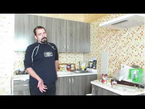 Простая кухня для обыкновенной дачи. часть 1