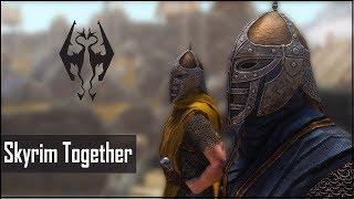 Skyrim together как поиграть в збт уже сейчас!!!