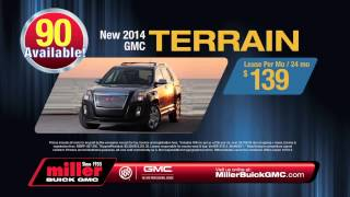 Miller Buick GMC January GMC TV commercial