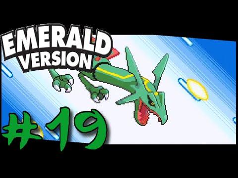 Pokemon: Emerald - Tam Çözüm#19 : Kurtarıcı Rayquaza