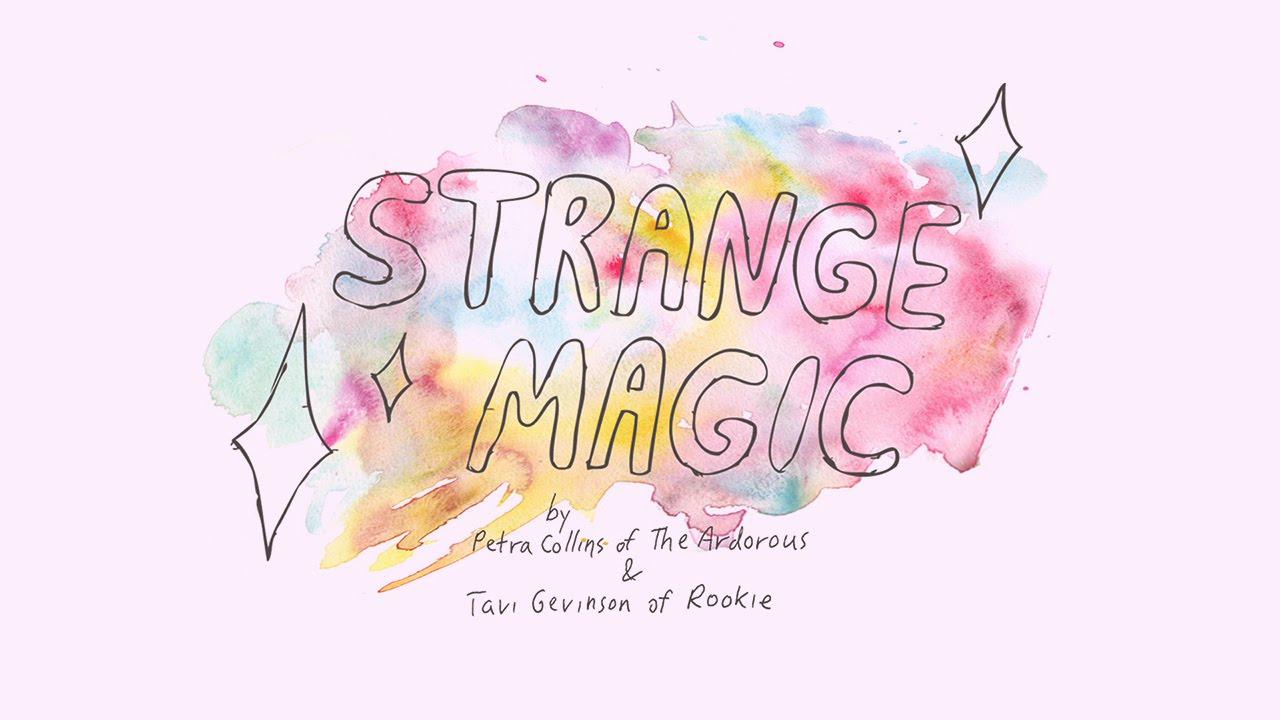 Strange Magic Space 15 Twenty Rookie Magazine The Ardorous
