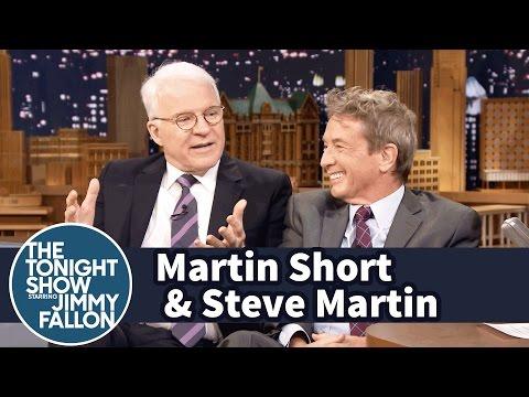 Martin Short and Steve Martin Describe First Meeting on ¡Three Amigos! Set