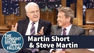 Martin Short and Steve Martin Describe First Meeting on ¡Three Amigos! Set