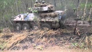 Video Australian Light Armoured Vehicle (ASLAV) LIVEFIRE EXCERCISE download MP3, 3GP, MP4, WEBM, AVI, FLV Mei 2018