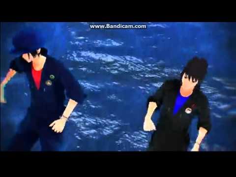 [MMD]Sasuke & Itachi-Wave