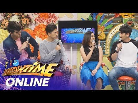 It's Showtime Online: TNT Luzon contender Julie Espinoza shares she started working at a young age