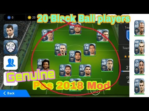 Download Pes 2018 Mobile Hack 2018 100 Work How To Hack Pes