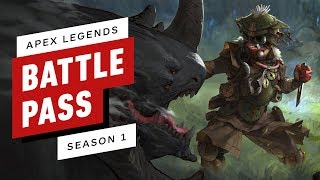 Everything You Can Earn in the Apex Legends Season 1 Battle Pass