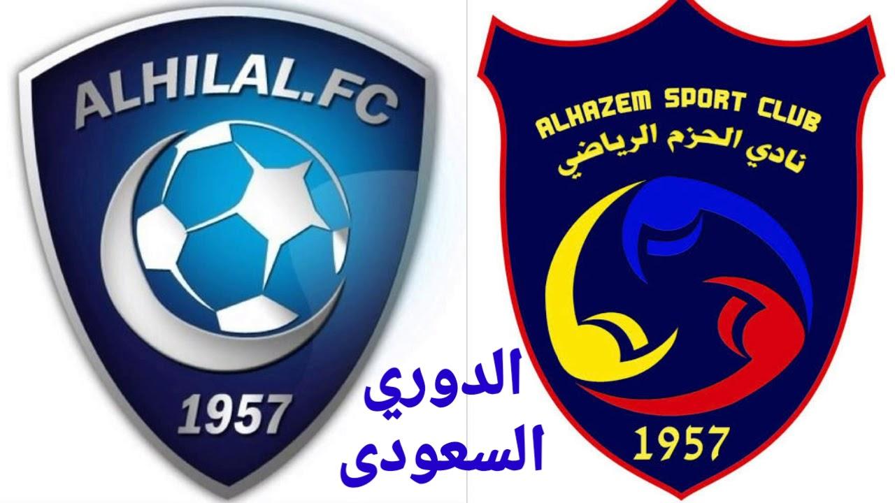 موعد مباريات الدوري السعودي القادمه