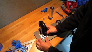 Installing Casters On Ulti-mate Cabinets